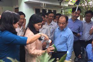 Bộ trưởng Nguyễn Thị Kim Tiến: Không phòng chống sốt xuất huyết một cách hình thức