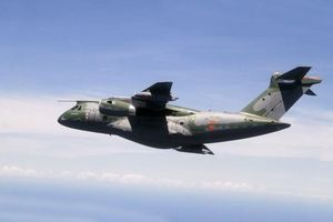 Không quân Brazil biên chế máy bay đa nhiệm KC-390 nội địa