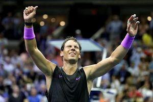 Thắng kịch tính Medvedev, Nadal vô địch US Open 2019!