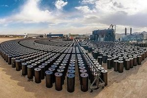 Giá xăng dầu hôm nay 9/9: Dầu Brent lên sát ngưỡng 62 USD/thùng