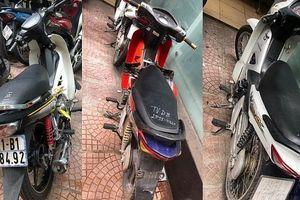 Hà Nội: Bắt kẻ cướp nhằm vào lái xe ôm