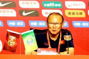 HLV Park Hang-seo không quá vui mừng khi U.22 Việt Nam thắng đội bóng của thầy cũ