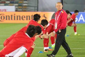 Vừa thắng Trung Quốc, HLV Park Hang-seo vội đi xem Indonesia, Malaysia thi đấu