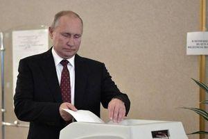 Đảng của ông Putin mất 1/3 số ghế trong cuộc bầu cử ở Moscow