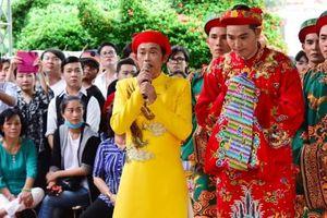 Hoài Linh tổ chức tổ chức lễ dâng hương Tổ nghề long trọng