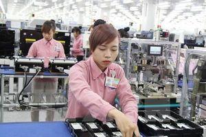 Xuất khẩu điện thoại và linh kiện đem về 33 tỷ USD sau 8 tháng