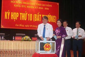 HĐND tỉnh Cao Bằng thông qua chủ trương sáp nhập 3 huyện và nhiều xã