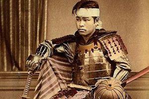 Hé lộ 'báu vật' truyền bí kíp võ công của samurai
