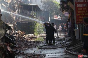 Hơn 300 học sinh nghỉ học sau vụ cháy tại Công ty Rạng Đông