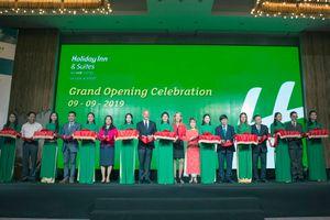 Khách sạn Holiday Inn đầu tiên ở Việt Nam chính thức khai trương tại Tp. HCM