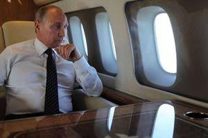 Phi công chuyên cơ tiết lộ chuyện ăn uống của ông Putin trên máy bay