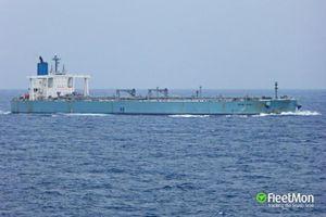 Tàu dầu TQ đổi tên, 'bốc hơi' 42 ngày né lệnh trừng phạt của Mỹ