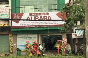 Văn phòng trái phép của Địa ốc Alibaba: Cái cũ vừa dỡ, cái mới đã mở