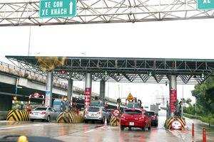 VEC mở gói thầu thu phí tự động không dừng đầu tiên