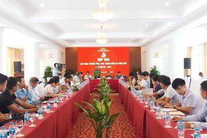 Hơn 500 tác phẩm dự thi liên hoan Truyền hình, Phát thanh Công an nhân dân lần thứ XII tại Huế