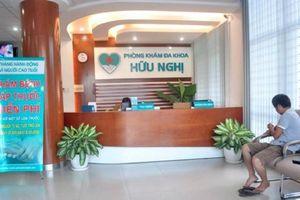 Phòng khám có bác sĩ Trung Quốc ở Đà Nẵng bị đề nghị tước giấy phép