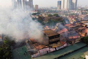 Vụ cháy Rạng Đông: Thủ tướng yêu cầu thực hiện ngay các biện pháp bảo đảm an toàn cho người dân