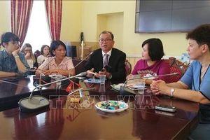 Việt - Nga thúc đẩy giao lưu ngôn ngữ và văn hóa