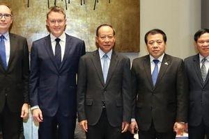 Việt Nam đánh giá cao hỗ trợ của LHQ trong đấu tranh phòng, chống tội phạm ma túy