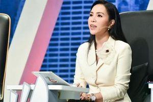 'Sếp' Lưu Nga Thời trang Elise: Không ai muốn lựa chọn ứng viên tự xem mình là ngôi sao