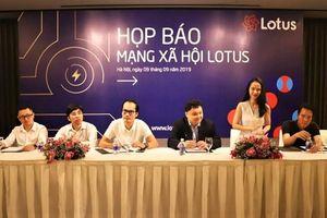 Đầu tư 1.200 tỷ đồng, mạng xã hội Lotus Việt Nam 'hút' người dùng nhờ 'Nội dung là Vua'