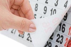 Vì sao đề nghị nghỉ thêm 1 ngày Tết Dương lịch?