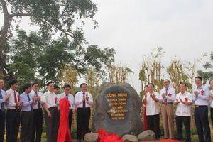 Thái Nguyên khánh thành Dự án tu bổ, tôn tạo di tích địa điểm Trường Đảng Nguyễn Ái Quốc