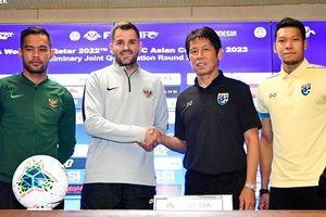 HLV Akira Nishino khẳng định tuyển Thái đã cải thiện khả năng dứt điểm sau trận gặp Việt Nam