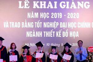 Trường ĐH Mỹ thuật Việt Nam nỗ lực xin mở đào tạo trình độ Tiến sĩ Lý luận và lịch sử mỹ thuật