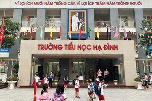 Trường học hoạt động như thế nào sau vụ cháy Công ty Rạng Đông?
