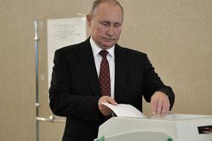 Đảng thân Tổng thống Putin mất 1/3 số ghế tại nghị viện Moscow