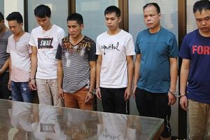 7 người Trung Quốc liên quan đến vụ án tống tiền trốn chạy sang Việt Nam