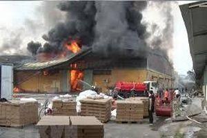 Bác kháng cáo kêu oan trong vụ cháy gây thiệt hại đặc biệt lớn, hơn 104 tỷ đồng