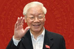 Tổng Bí thư, Chủ tịch nước Nguyễn Phú Trọng gửi thư chúc Tết Trung thu 2019