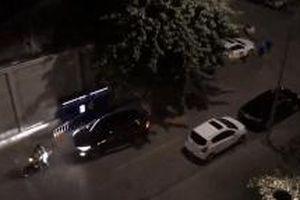 Tài xế nói lý do lái ôtô tông người sau ẩu đả ở Gold View
