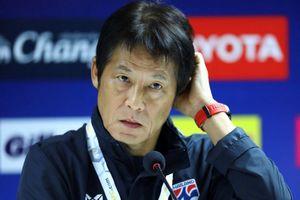 HLV Nishino: 'Sau trận hòa Việt Nam, Thái Lan đang tốt lên'