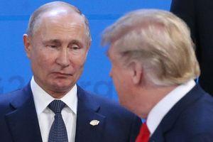 Lo TT Trump làm lộ mật, Mỹ rút gián điệp cấp cao trong chính phủ Nga