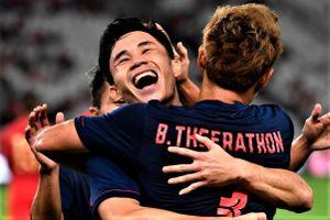 Highlights Indonesia 0-3 Thái Lan