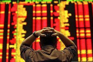 Chứng khoán châu Á đi xuống do chỉ số giá sản xuất Trung Quốc giảm kỷ lục