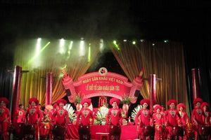 Nhiều thế hệ nghệ sĩ sân khấu nổi tiếng tụ hội trong Ngày Sân khấu Việt Nam
