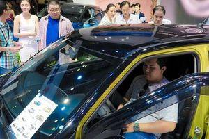 Nhập khẩu đạt 4,9 tỉ USD, thị trường ôtô cạnh tranh khốc liệt
