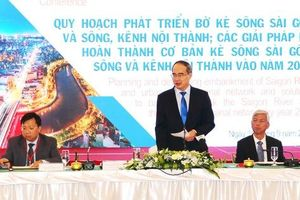 Không để không gian sông Sài Gòn thành của dự án nhà ở