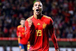 Tây Ban Nha toàn thắng