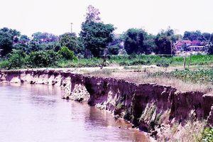 Buộc doanh nghiệp khai thác cát gây sạt lở bồi thường trên 1,65 tỷ đồng
