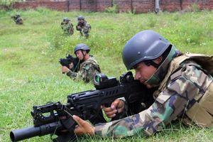 Súng trường tấn công hiện đại trong biên chế Việt Nam hiếm khi xuất hiện
