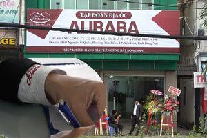 Địa ốc Alibaba và câu chuyện treo 'nhầm' biển, mặc 'nhầm' áo ở Biên Hòa