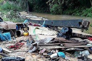 Thái Nguyên: Sập tường trong cơn mưa lớn, 3 người tử vong