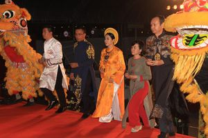 NSND Trần Hiếu, Ngọc Giàu và các thế hệ nghệ sỹ TPHCM tri ân tổ nghiệp sân khấu