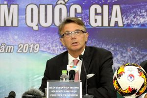 'Phù thủy trắng' Philippe Troussier nhận làm trợ lý cho HLV Park Hang Seo