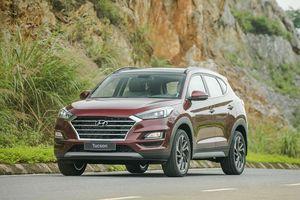 Doanh số xe Hyundai sụt giảm mạnh trong tháng Ngâu